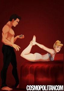 cinderella fifty shades