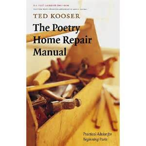 poetry manual