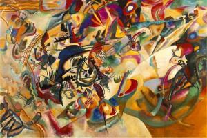 Kandinsky's Composition VII