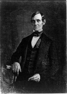 Lincoln daguerreotype
