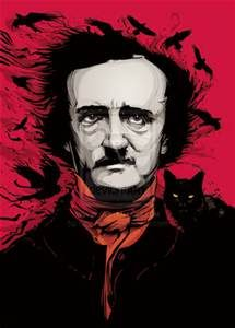 red-poe